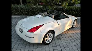 2004 Nissan 350Z Roadster White For Sale Auto Haus of Fort Myers ...