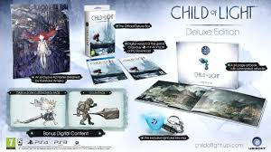 Child Of Light Ultimate Edition Switch Physical Amazon Com Child Of Light Deluxe Edition Playstation 4