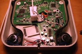 picture of solder the cables and fit the jack