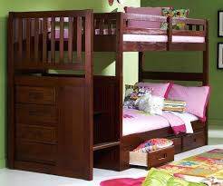 bunk bed with stairs mission stair stepper bunk bed bunk beds storage stairs uk