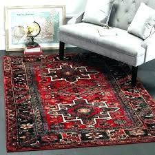 red white black rug and area rugs brown gray bathr