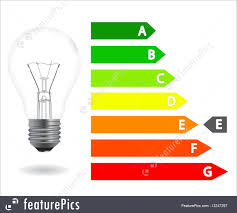 Energy Efficient Light Globes Electrical Objects Energy Efficiency Light Bulb Stock