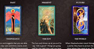 shadowhunters have your cards read with the shadow tarot 1003