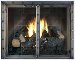 tempered glass fireplace doors how to clean tempered glass fireplace doors