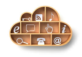 virtual office tools. cloud computing project management graphic virtual office tools