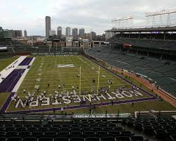 One Direction Soldier Field Seating Chart Only One End Zone To Be Used For Football Game At Wrigley