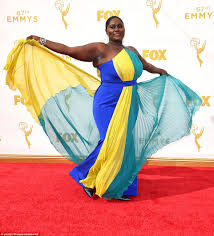Emmys 2015 s worst dressed stars on the red carpet Daily Mail Online