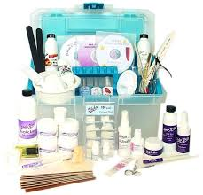 professional acrylic nail starter kit. nail technician kit intermediate sheba nails professional acrylic starter