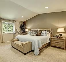 Wandfarbe Schlafzimmer Braunes Bett Schlafzimmer Inspirationen Für