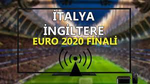 İtalya – İngiltere EURO 2020 final maçı canlı izle - Haber Entel