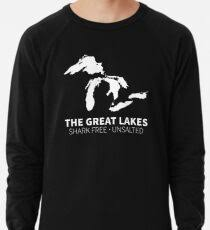 Image result for the great lakes no sharks and sand unsalted