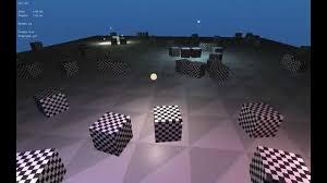 Love2d Lighting 3d Point Lights Physics Love2d
