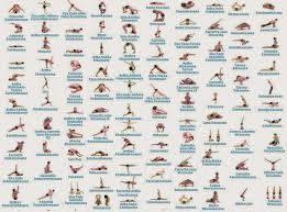 Image Result For Iyengar Yoga Poses Chart Yoga Posses
