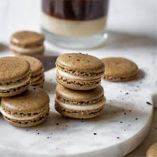 All components are made of stainless steel or aluminium and have a compact design. Vietnamese Coffee Macarons Cooking Therapy