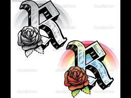 Graffiti Letter R Designs 4090 Usbdata