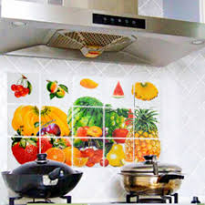 kitchen tiles with fruit design. online shop fruits kitchen waterproof sticker bathroom tile for wall home decor | aliexpress mobile tiles with fruit design a