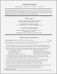 Resume Samples Experienced Mechanical Engineers Unique Engineering