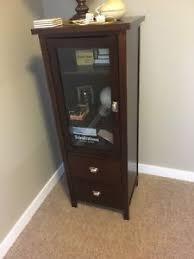 corner furniture piece. Entertainment/Display Cabinet Corner Furniture Piece