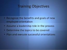 Employee Training Powerpoint New Employee Orientation For A Company Human Resource Ppt