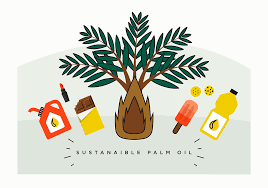 supporting sustainable palm oil