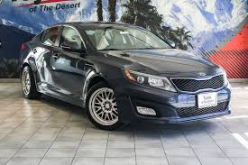 Pre-Owned 2015 Kia Optima LX 4dr Car in Cathedral City #238673A ...