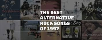 Rock Charts 2001 79 Best Alternative Rock Songs Of 1997 Spin
