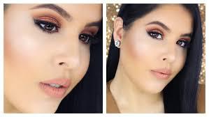 super easy makeup tutorial using morphe 35o palette nelly toledo you