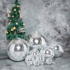 Disco Ball Decorations Cheap Classy 32 Groovy Glass Mirror Disco Ball Party Decoration Efavormart