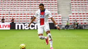 PSG schlägt Nizza deutlich - Kylian Mbappé trifft beim Comeback - Eurosport