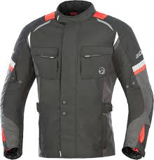 büse breno black red jackets textile buse b58 motorcycle boots buse sport