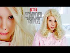 11 eleven stranger things makeup tutorial by anastasiya shpagina