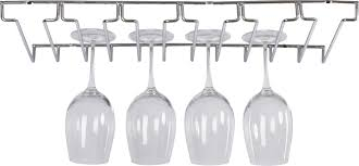 Hoyle Hanging Wine Glass Rack
