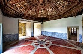 Resultado de imagem para imagens da sala dos cavaleiros do convento de cristo em tomar