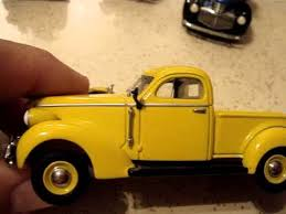 DIECAST PICKUP TRUCKS COLLECTION - YouTube
