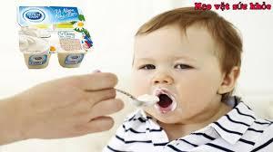 Cho con ăn sữa chua đúng thời điểm sẽ tốt hơn ngàn lần dùng thuốc bổ các mẹ  nhanh áp dụng đi thôi - YouTube