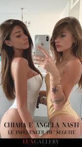 Chiara Nasti e Angela Nasti: le influencer sorelle tra le più seguite su  Instagram