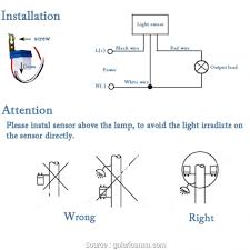 photoelectric switch wiring most photocell switch wiring diagram photoelectric switch wiring photocell switch wiring diagram street light photocell wiring diagram 5pcs light sensor