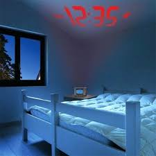 clock that projects time on ceiling charming alarm clock display on ceiling digital clock projects time wall ceiling