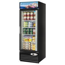 turbo air tgf 23fb n freezer merchandiser