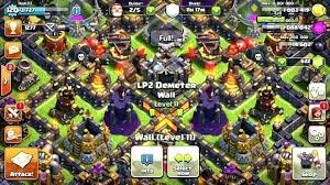 wall level 12 wall level new walls update idea town hall update best wall laser