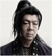 映画『乱鶯』で鶯の十三郎を演じた古田新太の画像