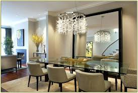 outstanding swarovski crystal dining room chandelier photo inspirations