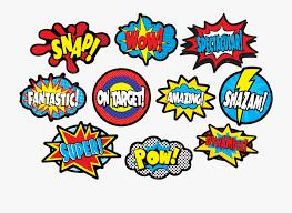 Superhero Reward Stickers Superhero Birthday Chart