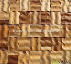 Small Picture Decorative Wood Wall Tiles 3D Wood Effect Wall Tile Wall Covering