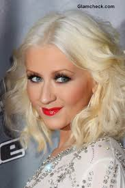 christina aguilera red lips makeup 2016 christina aguilera on the voice eye