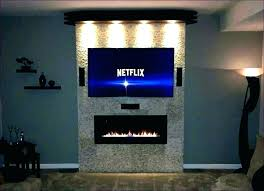 fireplace with storage mantel s