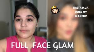 insram mua does my makeup full face makeup transformation jaclyn hill palette blanca perdomo