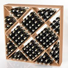 Wine Racks For Cabinets Wooden Wine Racks Full Wood Wine Rack Selection Wine Enthusiast