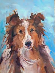 pet portraits pet paintings dog paintings