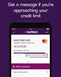 A notch has been carved out of the side, to help you identify which way to insert your card into a cash machine or card reader. Natwest Natwest Mobile App Updates May 2018 Facebook